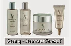 Set Skincare Enfuselle Shaklee Untuk Kulit Sensitif, Berminyak &Berjerawat