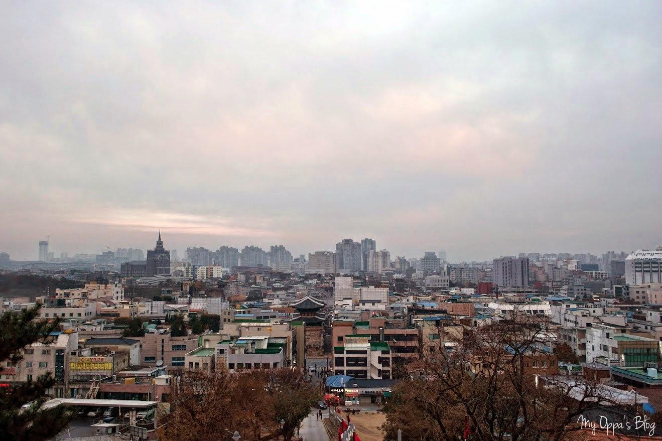 Fortyfikacje Hwaseong - Suwon