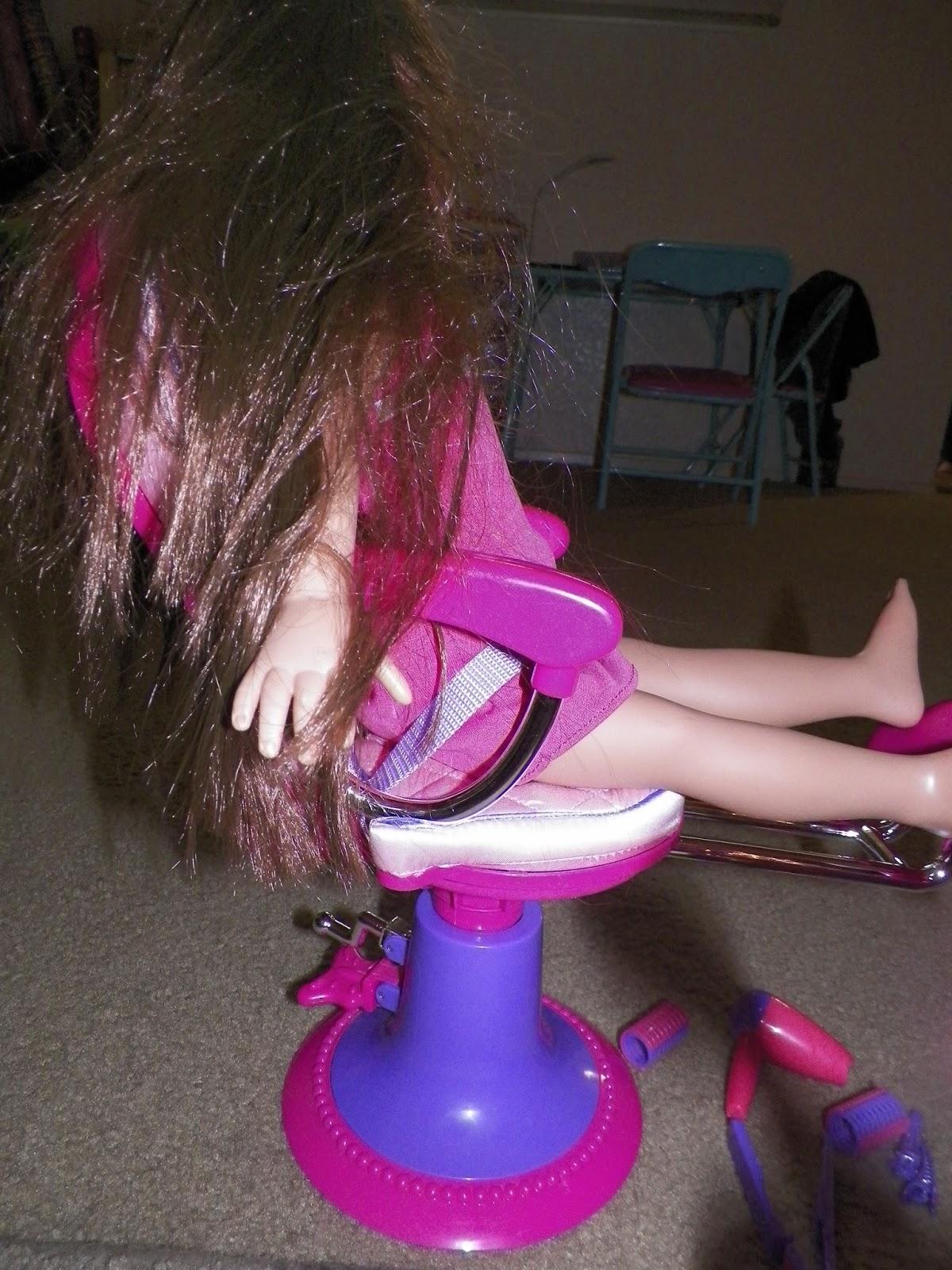 Doll Salon Chair Cover Rental Atlanta Ga Mygreatfinds Click N 39 Play And