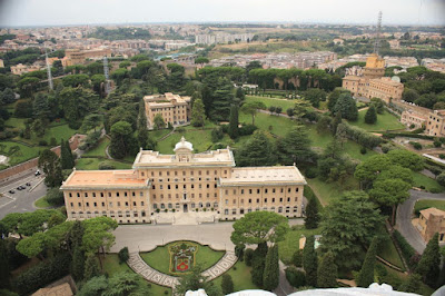 Governorate Palace in Vatican State