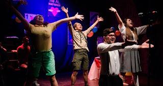 DELETRE - ANDO: El musical en Teatro DECA 1