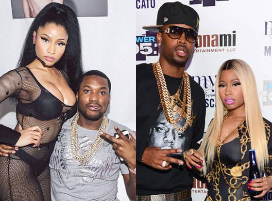 Nicki Minaj's ex-boyfriend Safaree cautions women to stop ...