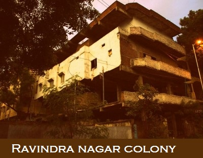Ravindra nagar colony is known as one of some real haunted places in Hyderabad.