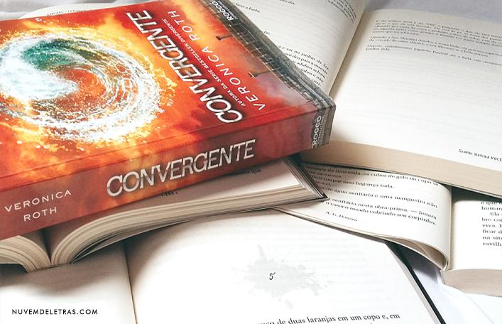 """O que eu achei de """"Convergente"""" da Veronica Roth"""