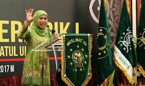 Dukungan Terhadap Khofifah Untuk Pimpin PPP Kian Menguat
