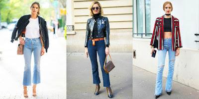 Boot Cut Jeans Cocok Untuk Cewek Berpaha Besar