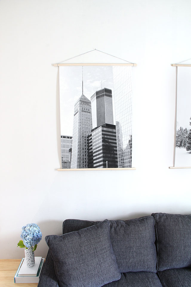 Wall art for under $15!