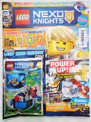 LEGO Nexo Knights Magazine Issue 02