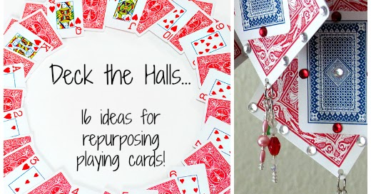 Repurpose Deck The Halls And Make Gifts The Refab Diaries