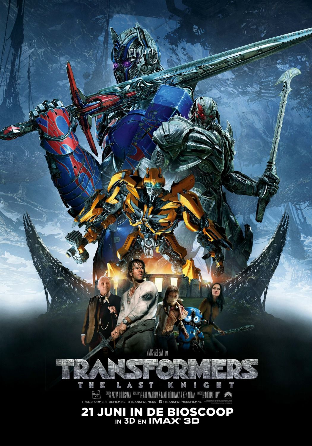 Live Action Transformers movie review