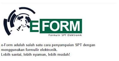 Kelebihan dan Kekurangan dari E-Form, Fitur Baru DJP Online