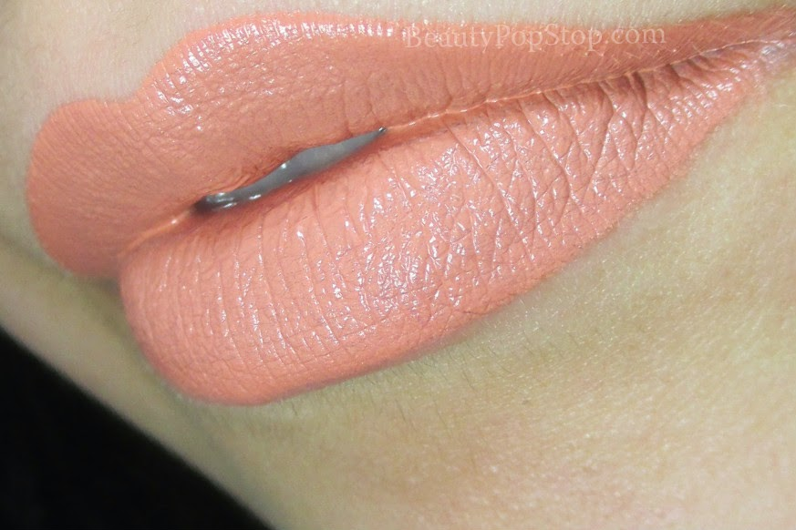 occ lament lip tar swatch