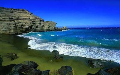 Pantai Unik, Pantai Papakolea