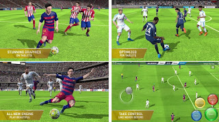 Gambar FIFA 2016 Ultimate Team .APK