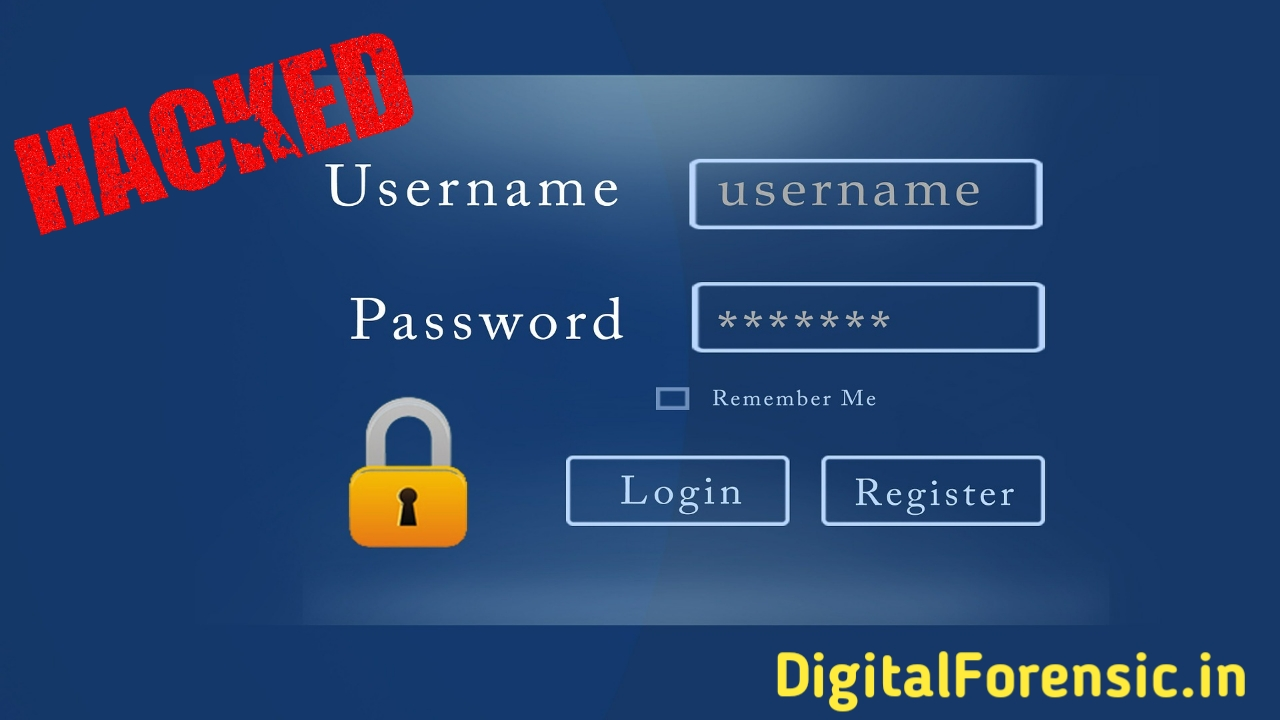 How To Hack Account Password From Any Computer