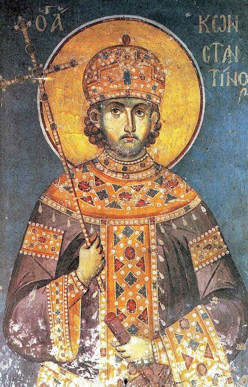 Constantino o Grande, imperador de Bizâncio, mandou construir a primeira igreja do Santo Sepulcro