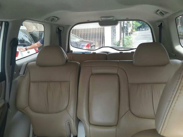 harga Mitsubishi Pajero Exceed tahun 2012  bekas
