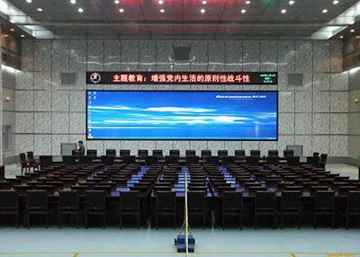 Cung cấp lắp đặt màn hình led tại thái bình