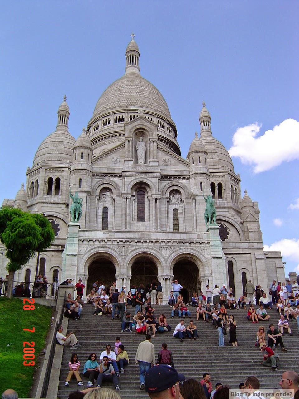 Sacré Coueur Paris