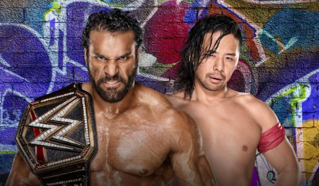 Jindar Mahal Vs Nakamura SummerSlam Live