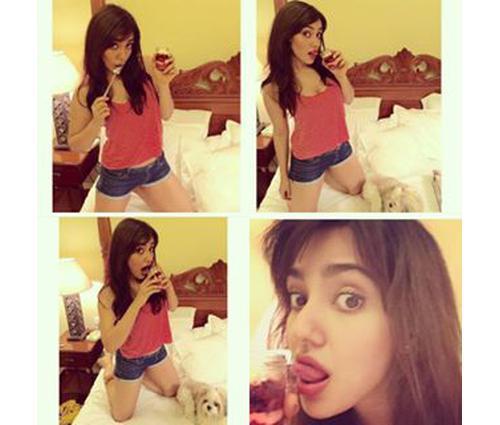 Neha Sharma 2017 Instagram Pictures