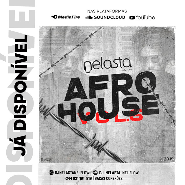 Dj Nelasta - Afro House  V.6 (Mix) [Download]