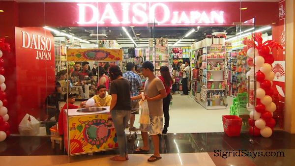 Daiso Japan Bacolod
