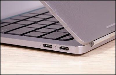 Thunderbolt Laptop