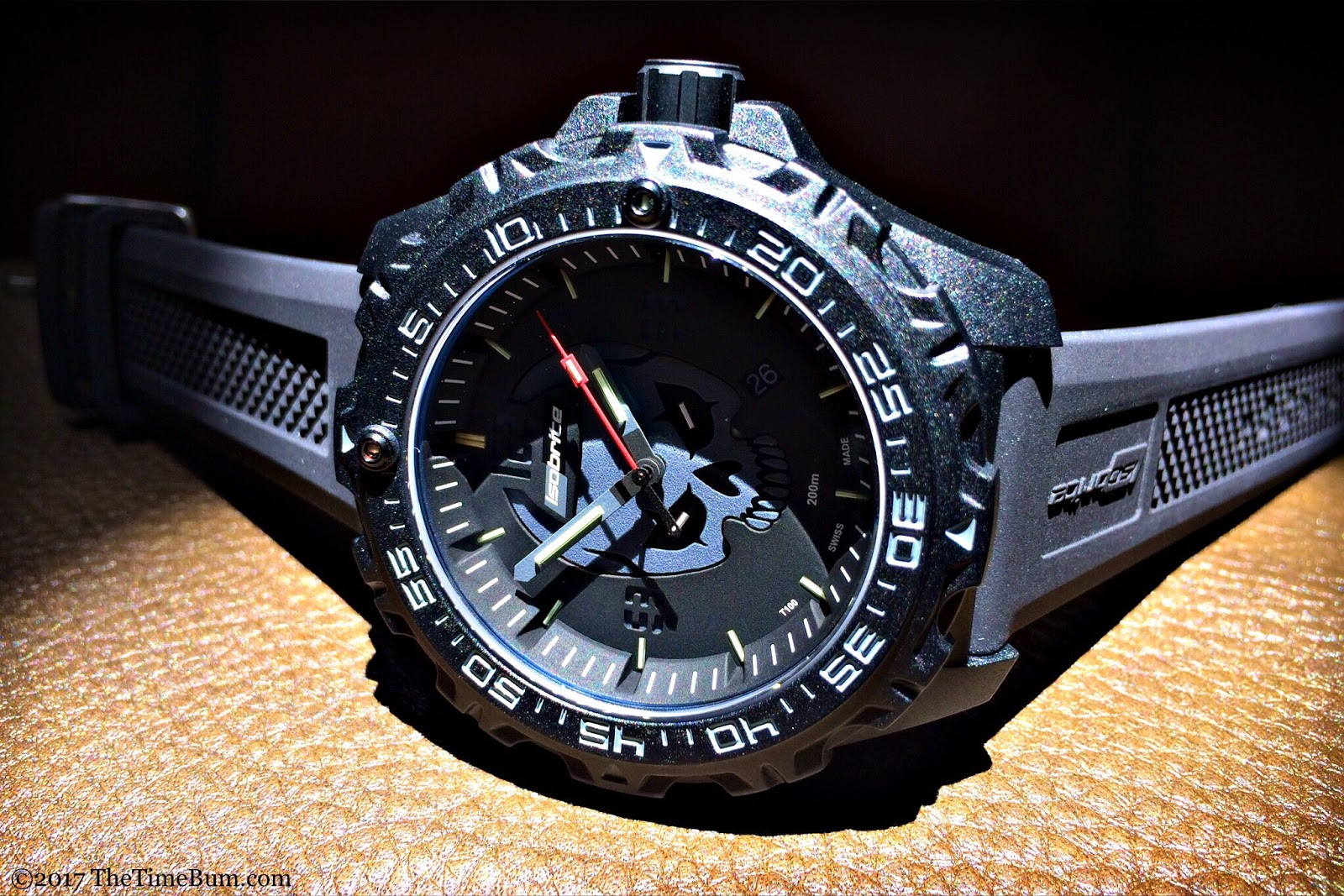 ArmourLite IsoBrite ISO3002 Night Enforcer Limited Edition