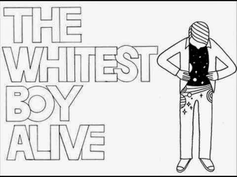 "(Whitest Boy Alive) ""Burning"""