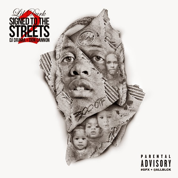 Lil Durk - Signed to the Streets 2 - iTunes Mixtape Cover