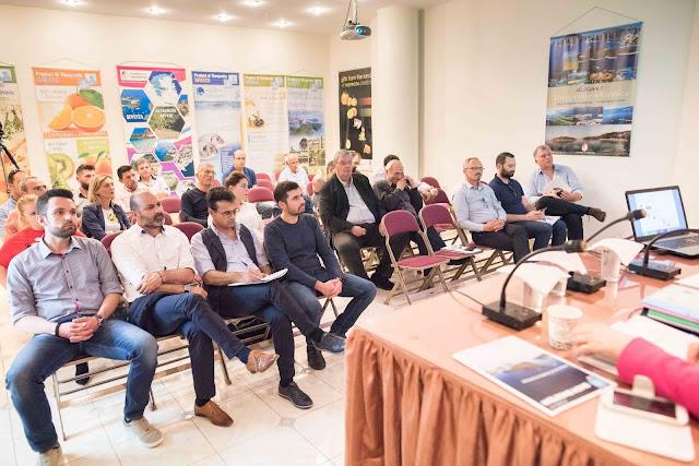 Παρουσία Καχριμάνη η ενημερωτική εκδήλωση του Επιμελητηρίου Θεσπρωτίας για το Ηλεκτρονικό Επιχειρείν (e-Business)