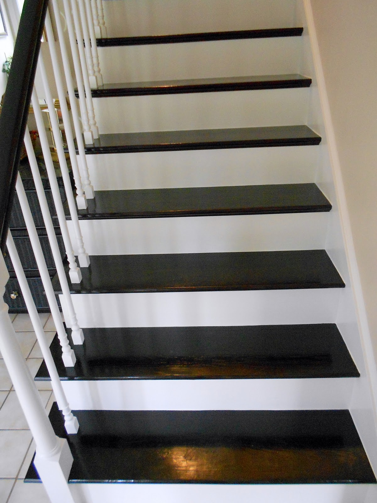 Refinishing Hardwood Stairs Shine Your Light