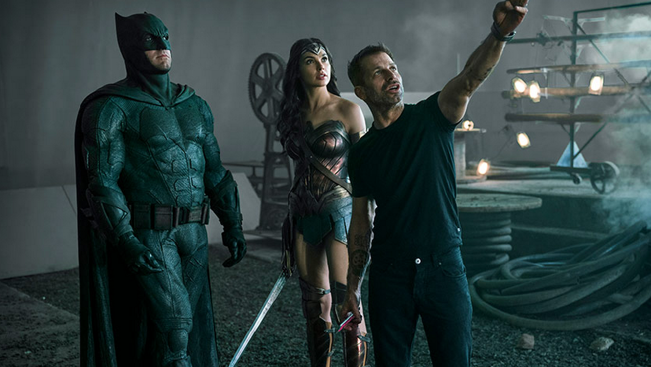 Zack Snyder agradece aos fãs de 'Liga da Justiça' pelos esforços na arrecadação de recursos