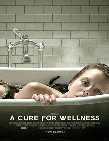 A Cure for Wellness 2016 Dual Audio 720p BluRay ORG [Hindi - English] ESubs