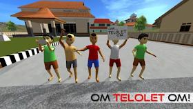 Bus Simulator Indonesia (BUSSID) MOD Apk Unlimited Money Design 3D