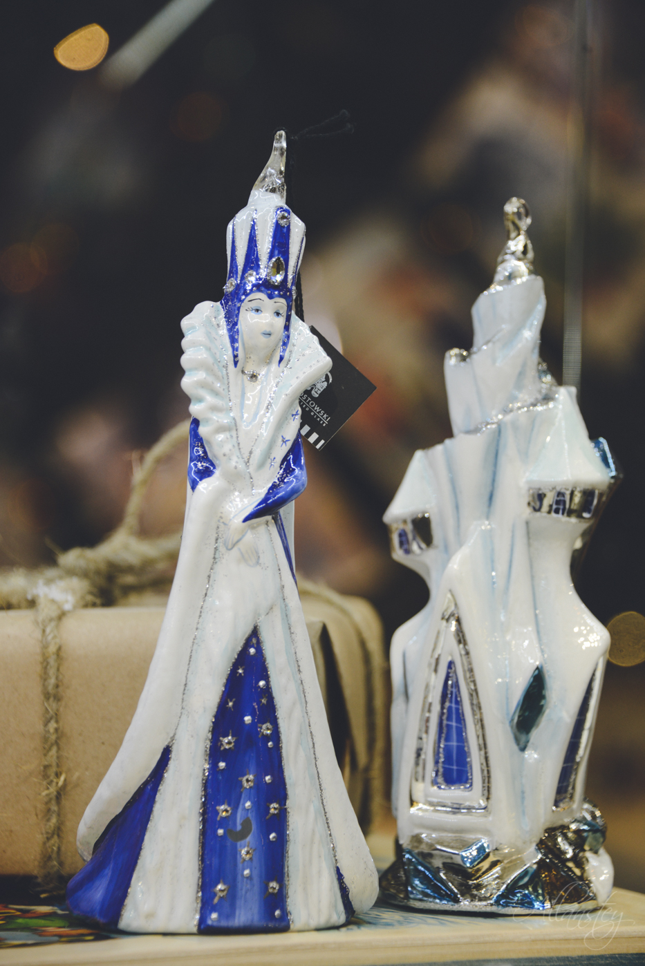 Snow Queen Christmas decoration