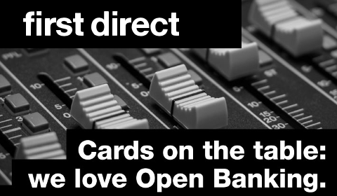 Open banking à First Direct