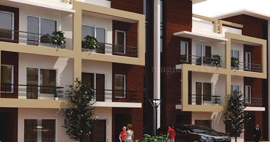 Low Rise Florence Builder Flats in Noida