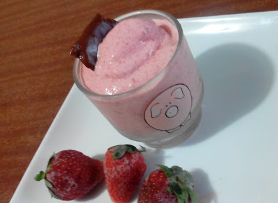 helado-fresa-yogur