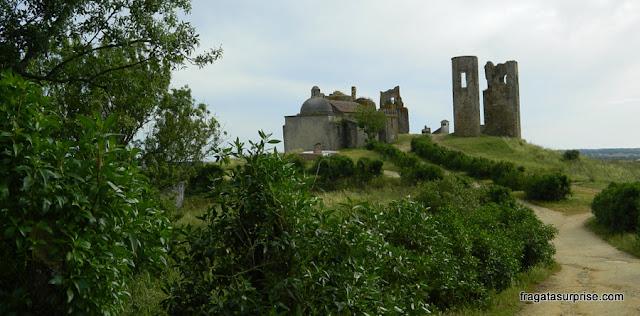 Paço dos Alcaides, Castelo de Montemor-o-Novo