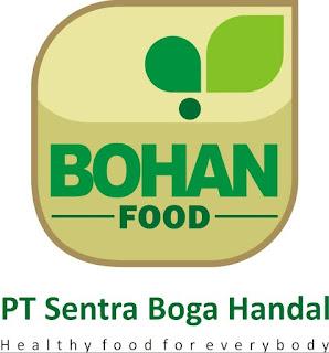 Lowongan Kerja PT. Sentra Boga Handal (Bohan Food) Maret 2017 (Fresh Graduate/ Experience)
