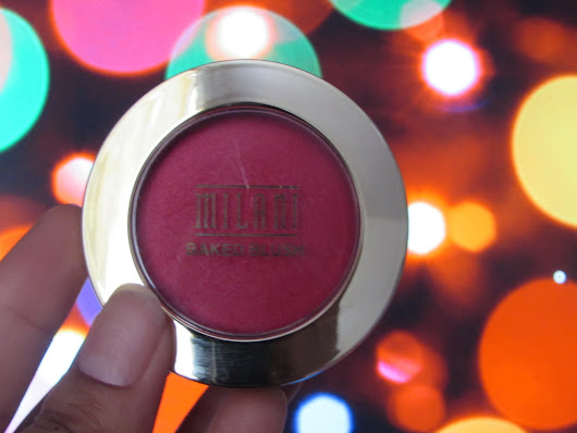 Product Review: Milani Baked Blush in Bella Rosa