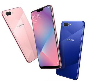 Harga dan Spesifikasi Oppo ax5 Desember 2018