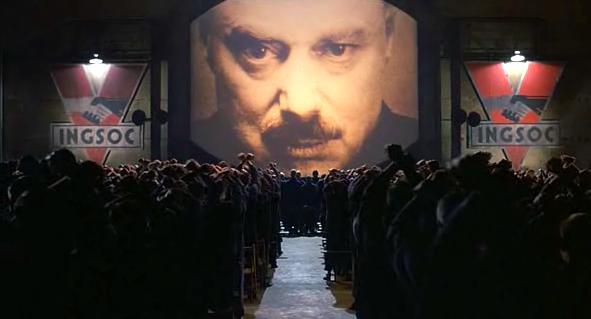 "Una scena dal film ""1984"". foto: it.wikipedia.org"
