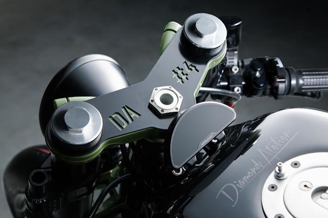 BMW R Nine T By Diamond Atelier Hell Kustom