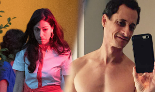 Huma Abedin Says She's Leaving Anthony Weiner