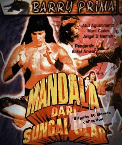 Brigade 86 Movies Center - Mandala dari Sungai Ular (1987)