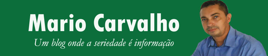 Blog do Mario Carvalho