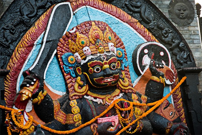 Why Yoginis dance with Bhairava (Lord Shiva) - The focus on the cosmic truth